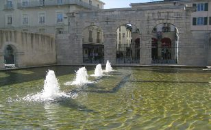 Photo Fontaine chaude